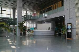 NHA-STEM国际课程中心教学楼大厅