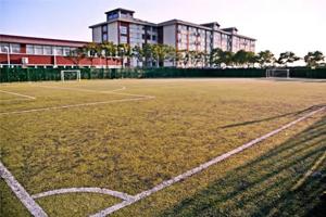 上海英澳新国际高中操场