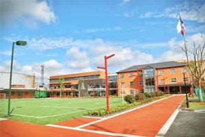 上海莱克顿学校学校环境