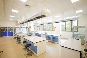 上海德英乐学院实验室