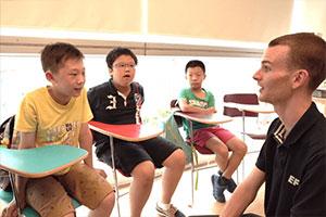 英孚少兒英語10-14歲英語全項突破課程