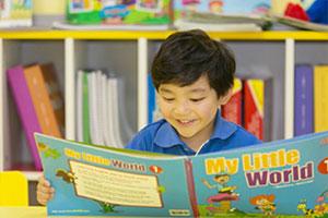 愛貝英語3-6歲My Little World少兒英語課程
