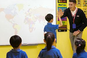 爱贝英语6-7岁My Big World Starter幼小衔接课程