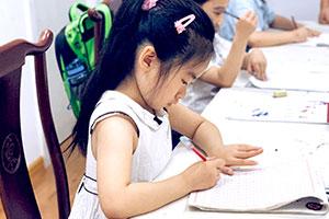 昂立国学练习书法