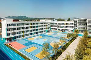 深圳市龍華區諾德安達雙語學校全景