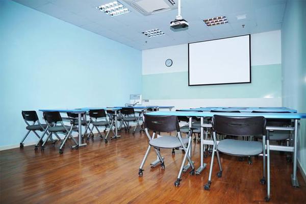 上海新航道教学教室