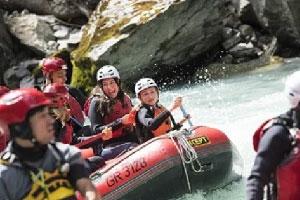 瑞士福坦学院 户外划艇