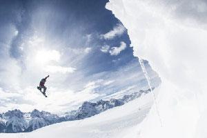 瑞士福坦学院 滑雪