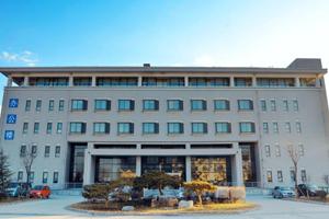 山东警察学院成人高考办公楼