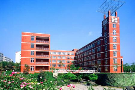 山东交通学院成人高考教学楼