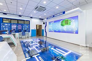 南京金地未来学校计算机教室