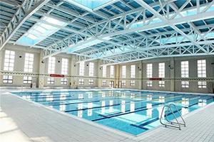 华东康桥国际学校室内游泳馆