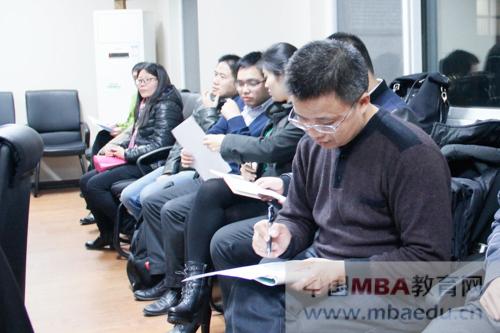 中国农业大学MBA中心创业挑战活动圆满结束
