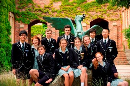 澳洲高中留学