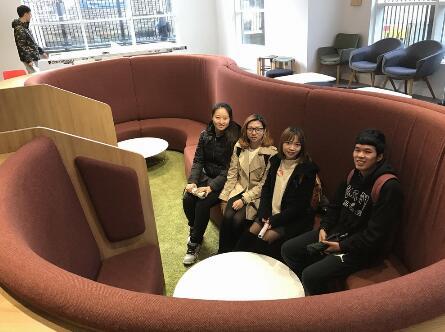 北航3+2留学班学生哈德斯菲尔德大学游记