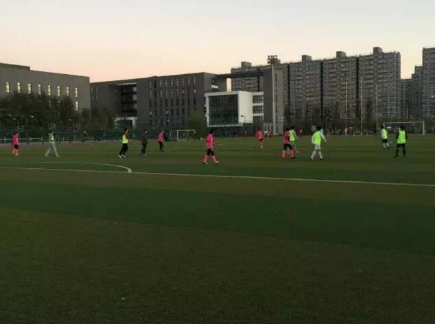 外交学院3+2留学足球队挺进决赛