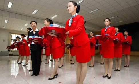 学生读完空姐预科班能获得什么证书?