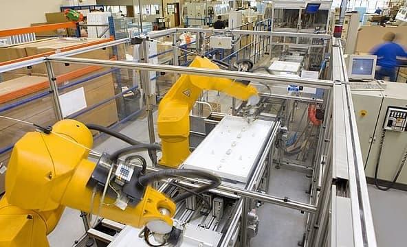 工业机器人一级培训机构