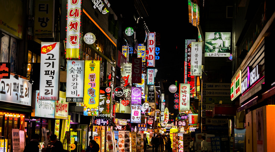 韩国研究生留学
