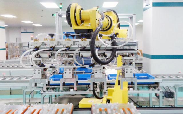 上海机器人培训机构
