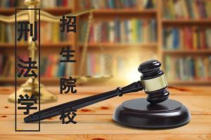刑法学在职研究生