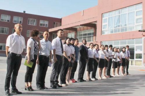 """力迈中美国际学校开学篇""""迈""""步向前,开启明天!"""