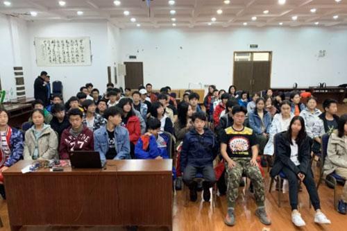 2019年北京中加学校爱丁堡公爵国际奖户外探险A课程圆满结束