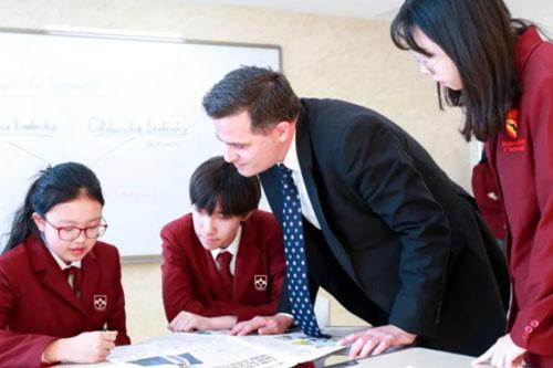 """北京爱迪学校将孩子的深层次需求作为择校""""金标准"""""""
