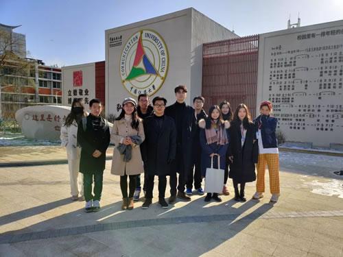 外交学院3+2留学