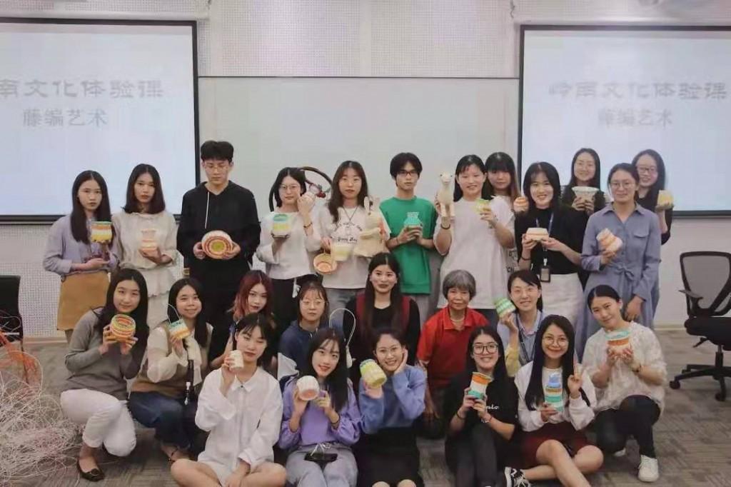 北京外國語大學南方研究院留學活動