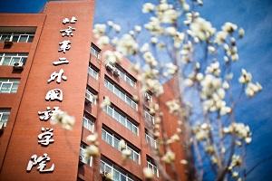 北京第二外國語學院中外合作辦學,北京第二外國語學院留學