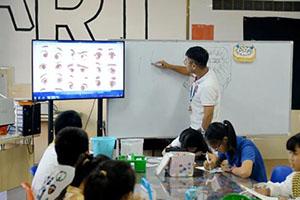淮安市嘉洋国际学校国际小学部特色课程是啥?